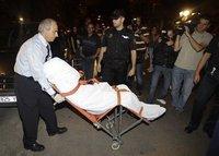 В мадридской церкви застрелили беременную женщину. madrid