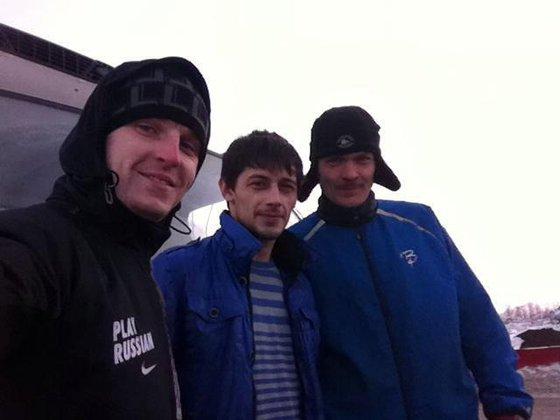 Ультрамарафон Москва - Сочи: Ерохин пробежал 54 километра по пустой трассе. 288397.jpeg