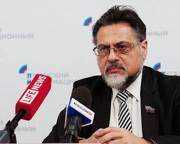 ДНР и ЛНР готовы остаться в составе Украины ради прекращения войны. Владислав Дейнего