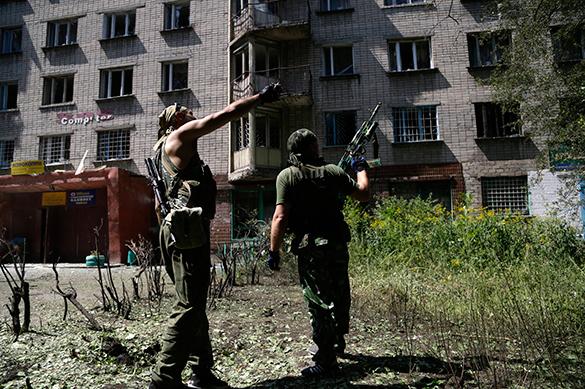 Даниил БЕЗСОНОВ: разведка ВС ДНР наблюдает дезертирство в рядах