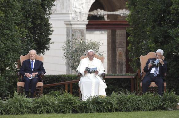 """Ватикан: """"Бедная церковь для бедных людей"""". 400397.jpeg"""