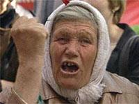 Пенсионеры, перекрывшие центр Уфы, разошлись