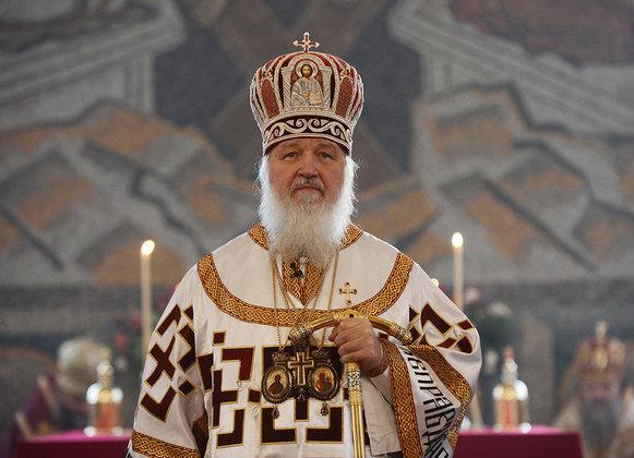 Патриарх Кирилл: не надо бояться слова