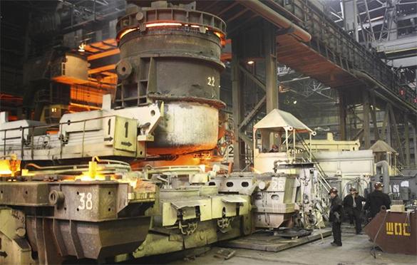 С молотка: Украина начинает массовую распродажу госпредприятий. завод, предприятие, промышленность