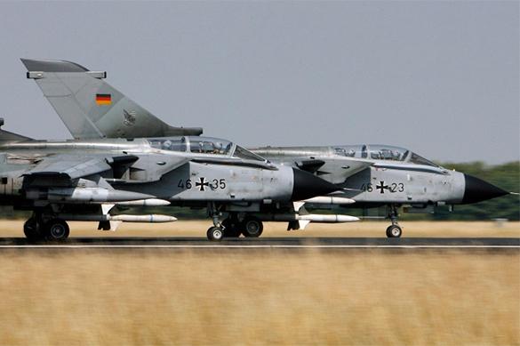 ФРГ не предоставит России данные о полетах своих ВВС в Сирии