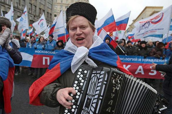 Социологи: половина россиян требует сажать за непатриотизм