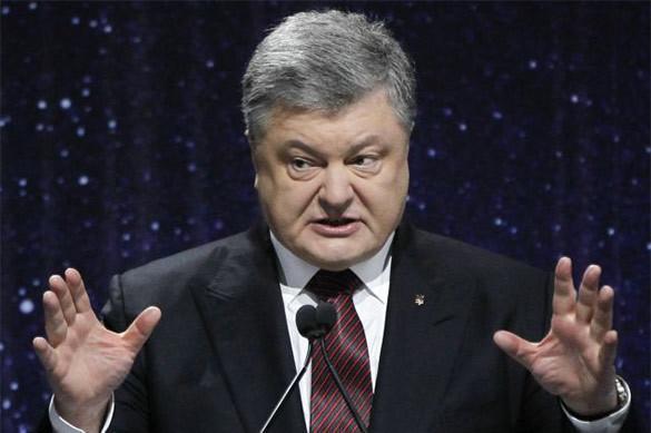 Порошенко возвестил о желании поднять украинский флаг над Севастополем. Порошенко возвестил о желании поднять украинский флаг над Севаст