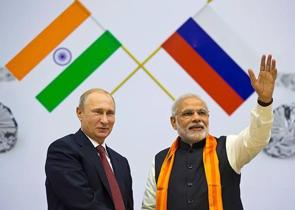 Путин учинил в Индии крымский переполох. Россия Индия, визит Путина в Индию, российско-индийские отношени