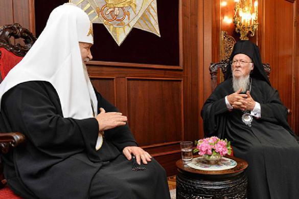 Почему Патриарх Кирилл не видит своей вины в расколе православия. 394399.jpeg