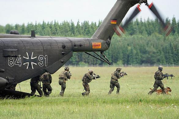 Немецкие СМИ: у армии Германии нет исправной техники, кроме велосипедов. 398399.jpeg
