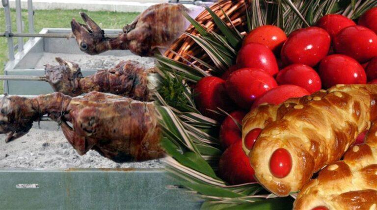 Как праздник Светлой Пасхи проходит в Греции. Пасха в Греции