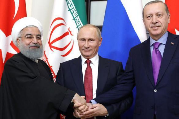 Какой Макрон! Россия контролирует всё в Сирии. 385400.jpeg