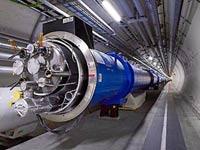Большой адронный коллайдер починили