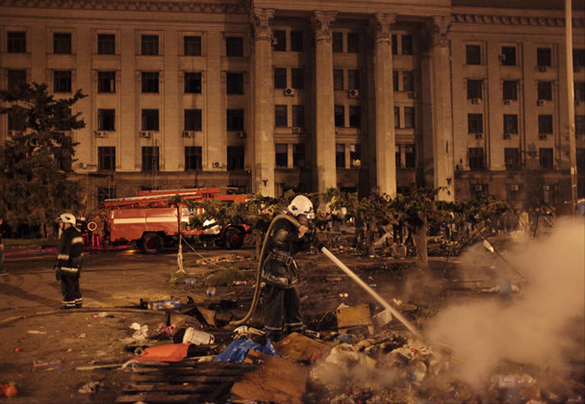 Бывший начальник одесской милиции обвиняет в трагедии 2 мая киевские власти. Дмитрий Фучеджи винит за Одессу киевские власти