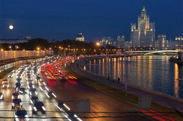 Москвичей предупредили о желтом уровне опасности