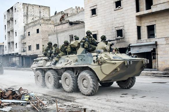 В Сирии разгромлен один из крупнейших оплотов террористов