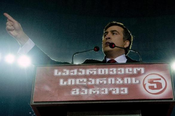 Саакашвили принял решение о смене власти в Грузии. 385401.jpeg