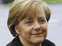 Меркель вспомнила об