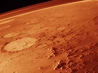 На Марсе обнаружен реликтовый чистый лед