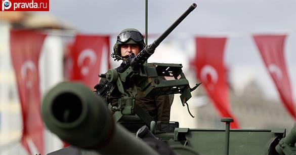 Турция и СШа могут вторгнуться в Сирию