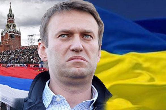 """""""Нужен переворот и мощь НАТО"""": Навальный на Украине объявлен предателем. 387403.jpeg"""