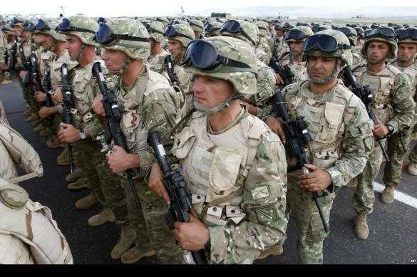 Эксперт пояснил присутствие французских военных в Эстонии. 403403.jpeg