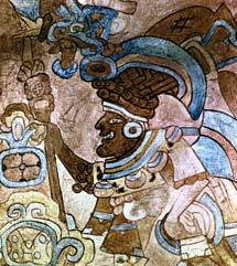 Раскрыта тайна жертвоприношений индейцев майа