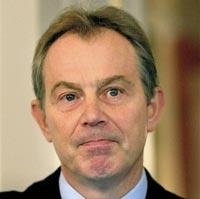 Блэр прибыл с необъявленным визитом в сектор Газа