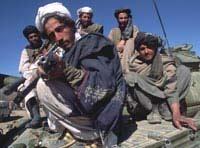 Талибы нанесли удар по политической элите Афганистана