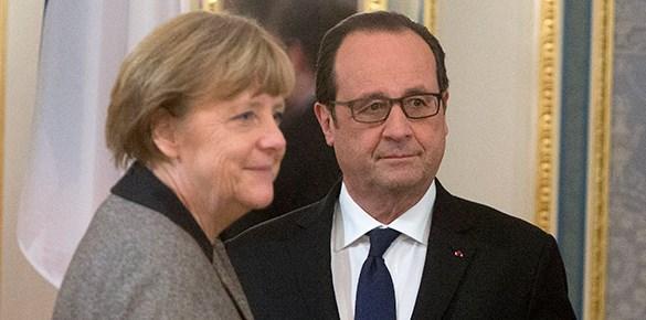 Меркель и Олланд едут в Минск, рассчитывая на встречу с Путиным. 311404.jpeg
