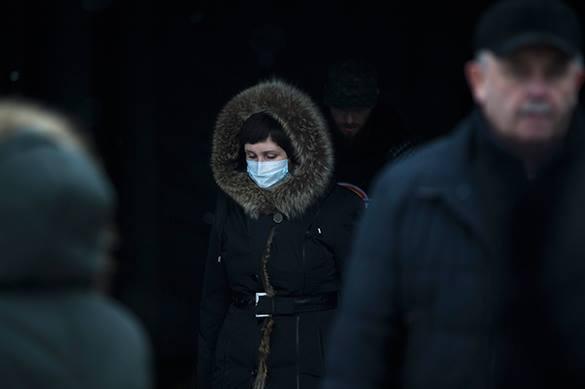 Эпидпорог по гриппу в Санкт-Петербурге превышен уже на 129проц.