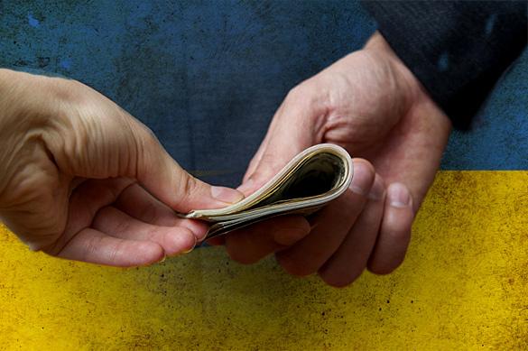Украина заняла первое место врейтинге коррупции вбизнесе