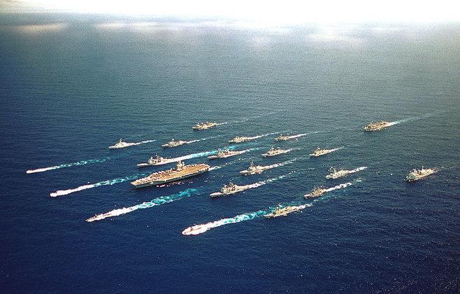 Американцы готовы к войне с Китаем. Американцы готовы к войне с Китаем