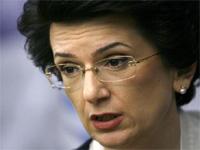 Бурджанадзе пригрозила Саакашвили кровавой расправой