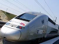 Первый в Британии суперскоростной поезд совершил пробный рейс