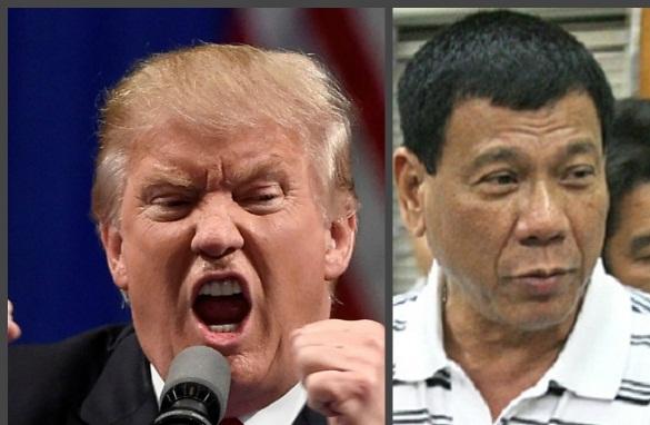Трамп полюбил кровавого маньяка. Трамп полюбил кровавого маньяка.