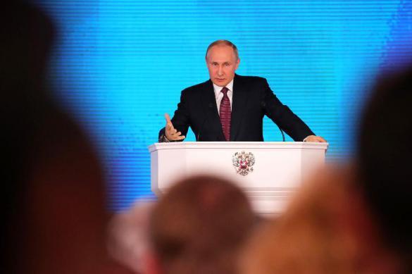 Что Путин скажет народу: грядет внеочередное послание президента. 388405.jpeg