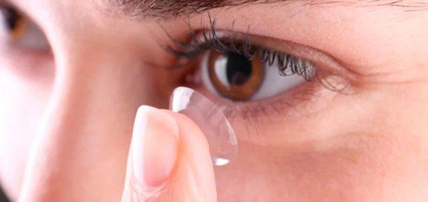 Вся правда о контактных линзах. контактные линзы