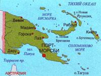 В Новой Гвинее пропал самолет с 13 пассажирами на борту