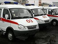 В Подмосковье машина скорой сбила пешехода