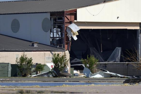Ураган «Майкл» нанес ущерб истребителям F-22 эскадрильи ВВС США. 393406.jpeg