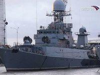 Российский корабль примет участие в маневрах у берегов Италии