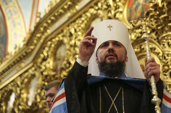 """""""Новая церковь"""" Украины объявила о неподчинении Константинополю. 397407.jpeg"""