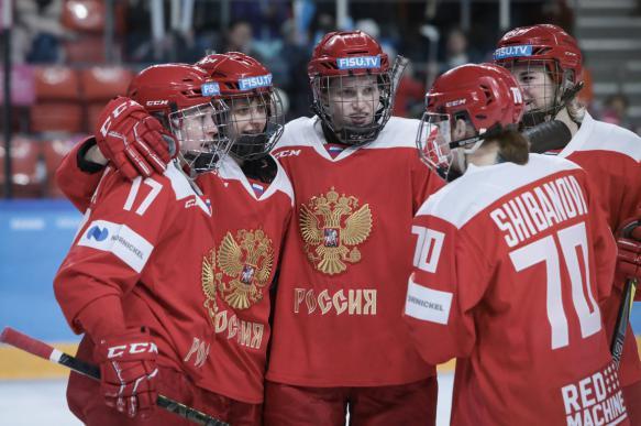 Женская сборная России обыграла Канаду в финале Универсиады. 400407.jpeg