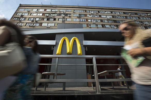 Краснодарскому McDonalds грозит штраф до 600 тысяч рублей. Макдональдс, фастфуд