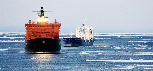 Корабли-легенды: Арктике покорилась Арктика