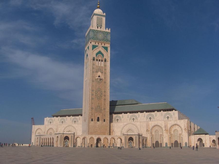 В Марокко затоптали 15 человек во время бесплатной раздачи еды