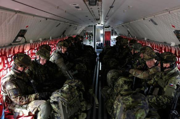 СМИ: замерзавшим в Эстонии бельгийским солдатам прислали теплую одежду. 397408.jpeg