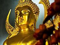 Буддисты начинают один из шести главных молебнов