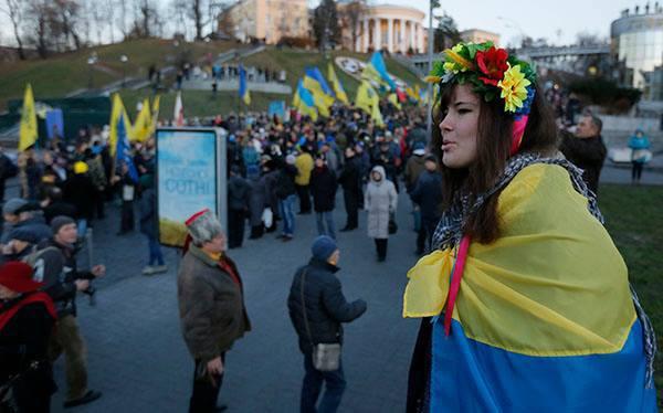 украинская активистка